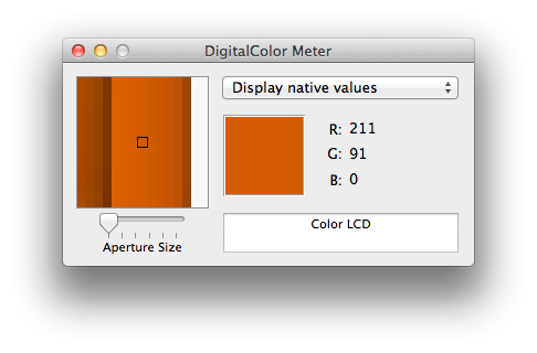 Digital Color Meter is a shell of its former self.